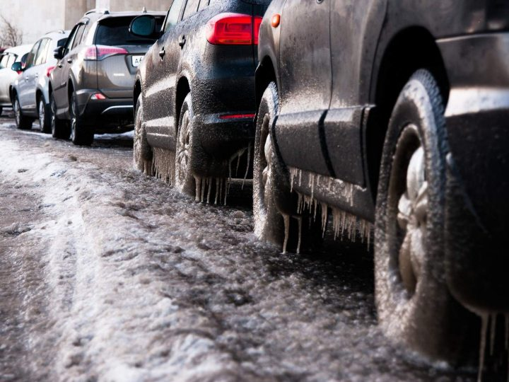 Get these items out of your car ahead of freezing temperatures