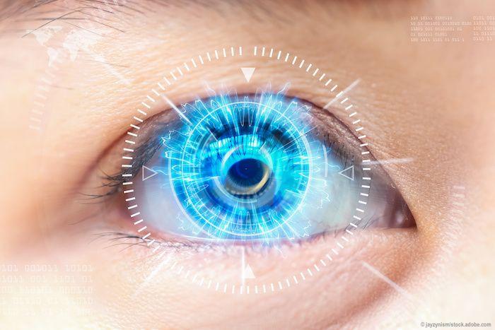 Artificial cornea restores patient's vision