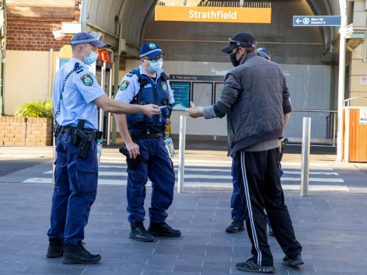 Australia coronavirus: More military personnel deployed to Sydney as entire state locks down