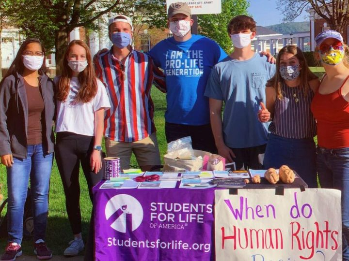 Future Medical Professionals for Life group forms at UVa, meets resistance   UVa