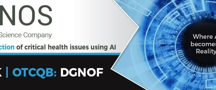 DIAGNOS signs Memorandum of Understanding with Essilor International.