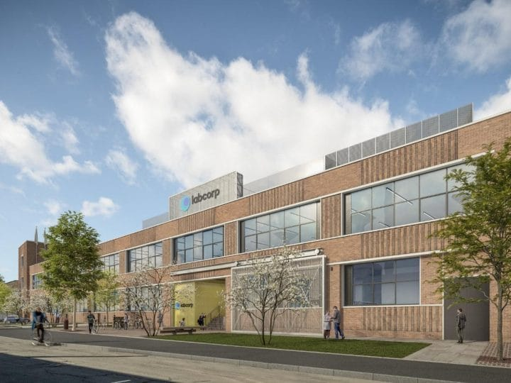 Leeds Temple District plan for new 100-bed LabCorp medical research facility gets green light