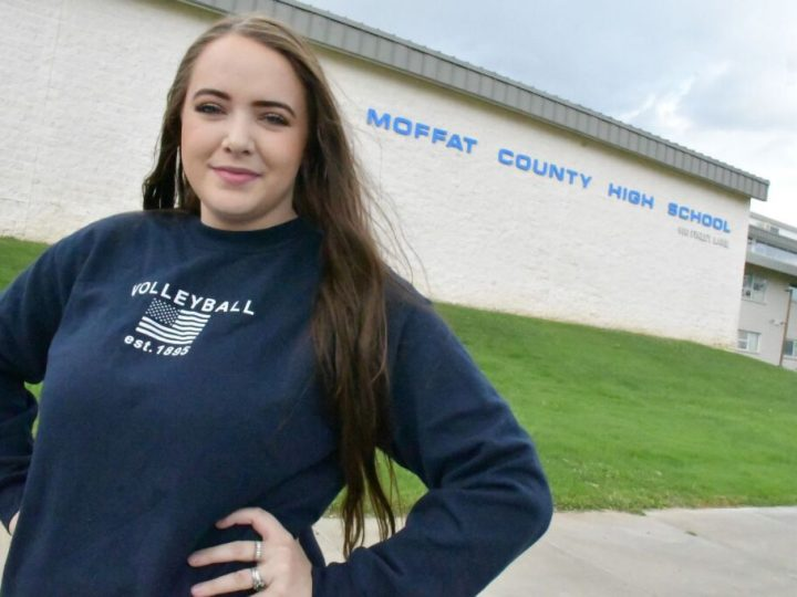 Moffat County volleyball hires new coach Becca Sage