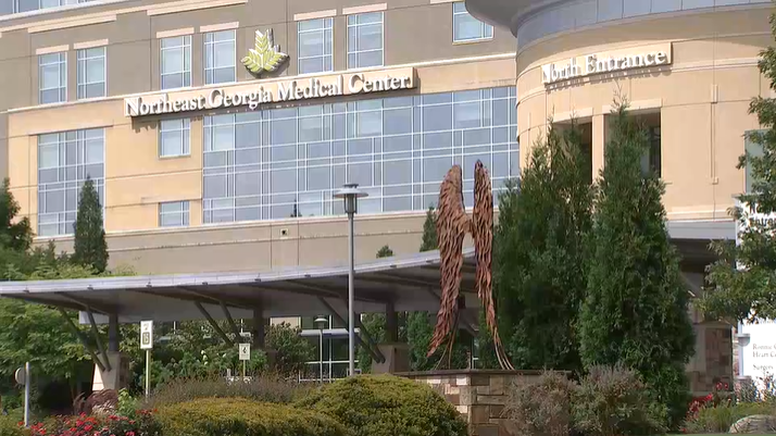 Georgia breaks record for number of patients hospitalized with COVID-19 – WSB-TV Channel 2