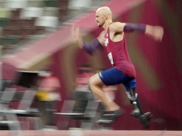 High jumper Sam Grewe wins gold, heads to medical school